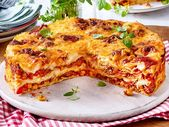 Pizza-Lasagne – das beste Rezept