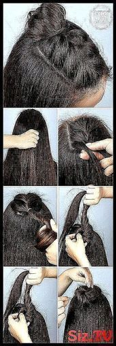 24 Ideas Hairstyles for School Messy Buns Top Knot 24 Ideas Hairstyles for School