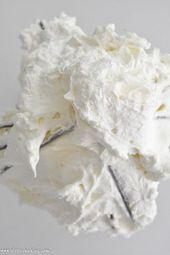 Mascarpone Schlagsahne Zuckerguss #creamfrosting Mascarpone Schlagsahne: This …
