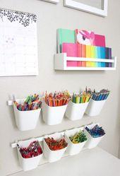 52+ Süße Ideen für Keller-Spielzimmer-Designs – Kinderzimmer Design