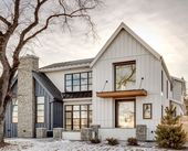 Cassidy Home Plan   Trickle Creek – Maison brique et bois