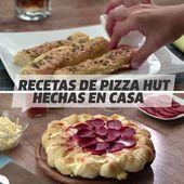 Homemade Pizza Hut Recipes