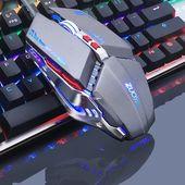 Pro Gamer DPI Adjustable USB Optical LED Gaming Mouse