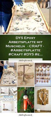 DIY Handmade Coconut Shell Craft Ideas – Crazzy CraftsDIY Handmade Coconut Shell…   – shell-crafts