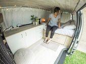 So gestalten Sie Ihr Reisemobil-Layout   – Minivan