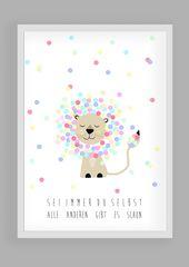 Baby Cards Drucke & Plakate - Kunsdruck,Kinderbild