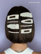 #accessory #Barrette #Beaded #Bobby #Bridal #Claw-Clip Frisuren