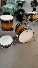 Pearl Decade Maple Jazz Bop Drum Setlimited Editionevans Headsmint