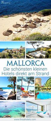 Du möchstest auf Mallorca Urlaub machen und suchst ein kleines Hotel direkt am …