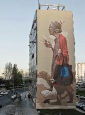 Sainer street art.  – kunstliegtaufderstrasse