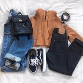 Awesome Casual Fall Outfits You have to The police officer This Weekend. Get ins… – #aweso…