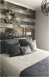 ✔ 20 awesome farmhouse bedroom decor ideas and r…