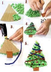 Seidenpapier Weihnachtsbaum – Film abspielen lassen