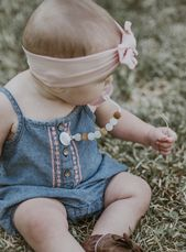Baby Girl Outfits, Baby Gifts, Pacifier Clips