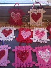 20+ How to Create Valentines Day Crafts That Gets Happy