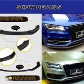 For Audi A7 S Line Carbon Fiber Bodykit Audi Accessories Audi A7 Audi