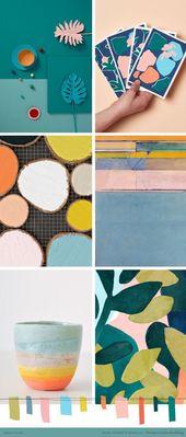 love print studio blog: smash color… #moodboard #palettes #color #design #ins…