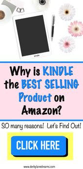 12 Reasons Why You Should Buy A Kindle Today