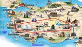 2 Night 3 day tour from Izmir to Cappadocia , Turkey travel company offers tours…