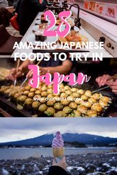 Wonderful Japanese meals to attempt in Japan