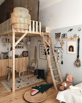 Instagram Find: Viktorias beeindruckende Kinderzimmer mit hübschem Design