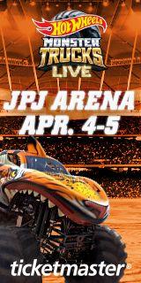 Hot Wheels Monster Trucks Live John Paul Jones Arena Monster Trucks Truck Living Trucks