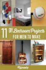 Diy Bedroom Projects For Men Bedroomideasformen Bedroom Diy Diy Projects For Bedroom Bedroom Decor Design