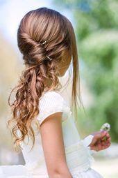 Brautfrisur seitlich tragen? 30 stilvolle Ideen – …