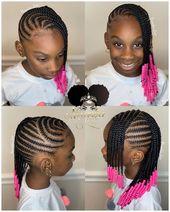 "November Love on Instagram: ""Children's Braids and Beads! Booking Link In Bio! #ChildrenHairStyles #BraidArt #ChildrensBraids #BraidsAndBeads #kidsbraidsatl…"""