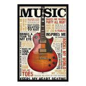 Musik inspiriert mich gerahmte Plakattrends International – #Framed #Inspires #International #Music #Poster –