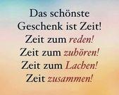 Zeit schenken! – #himmel #schenken #Zeit