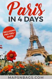 Paris Itinerary – Issues to do in Paris in Four days