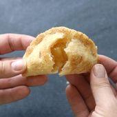 Erstaunliche Apfelkuchen-Bissen