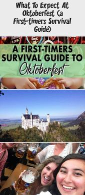 What To Expect At Oktoberfest (a First-timers Survival Guide) – Oktoberfest