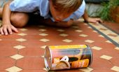 Machen Sie eine magische Rolling Can – Educational ideas for kids
