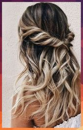 Gorgeous wedding hairstyles & bridesmaid hairstyles – hairstyle ideas