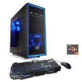 Gaming PC | Ryzen 7 2700X | RTX 2070 | 32 GB DDR4 | 240 GB SSD »Sprint T8368 Windows 10 Home«