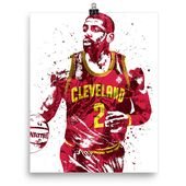 Kyrie Irving Cleveland Cavaliers Poster