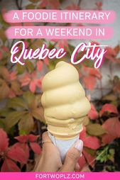 2 Days In Québec Metropolis: Honeymoon Itinerary For Foodie {Couples}