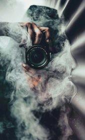 10 idee per scommettere sulle foto usando le bombe fumogene (Smoke Bomb Photography)