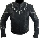 Avengers Infinity War Black Panther Lederjacke – JAJ Store   – movies jackets