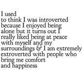 Jemand hat endlich den perfekten Weg gefunden, mich zu beschreiben. – INFJ – me!