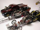 Wo sind die Drag Cars …… wieder Pt 2 – Scale Auto Magazine – Zum Bauen von Pla … – Scale Model Cars, Trucks, customs etc…