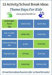 März Pause / Frühjahrsferien Ideen für Kinder – Camp Synergy