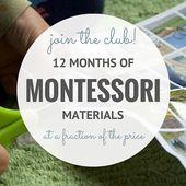 20 Fresh Montessori Winter Activities
