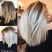 """1,622 Likes, 9 Kommentare – Hottes Hair (@jamie_hotteshair) auf Instagram: """"Fresh … – Haare"""