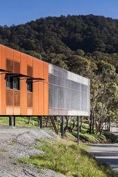 Galerie du Mont Macedon House / Architecture du bureau extérieur – 3 – #archite…