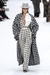 Défilé Chanel automne-hiver 2019-2020 Prêt-à-porter
