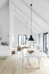 Pays moderne   – Dining Room Ideas