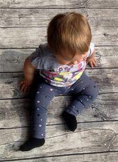 Freebook: Freie Mustergamaschen Luna   – Nähen